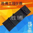 砂基透水砖抗折装置