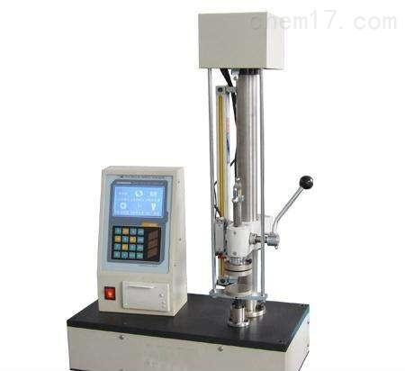 液晶显示弹簧拉压试验机