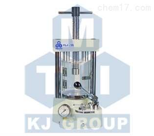 YLJ-15T-LD 15T手动压片机(手套箱适用型)
