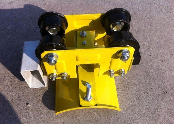 BQHC-I型工字钢电缆滑车厂家