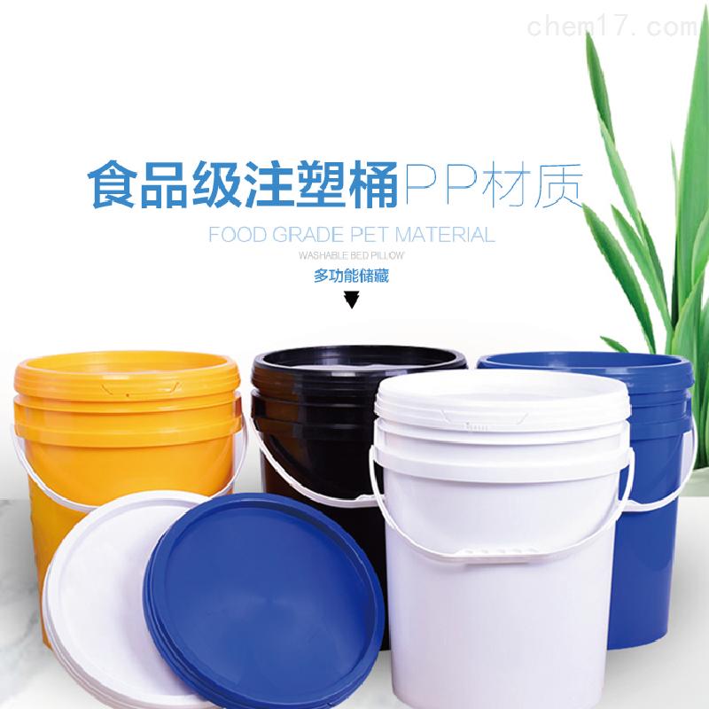 苏州25l塑料桶_25L美式机油桶 25kg塑料桶印不干胶标签-格拉芙容器(苏州)有限公司