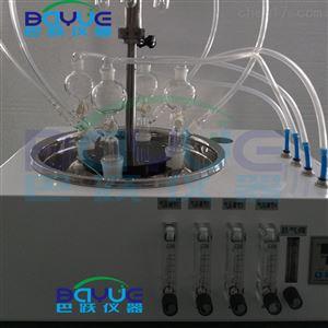 硫化物自动吹气装置