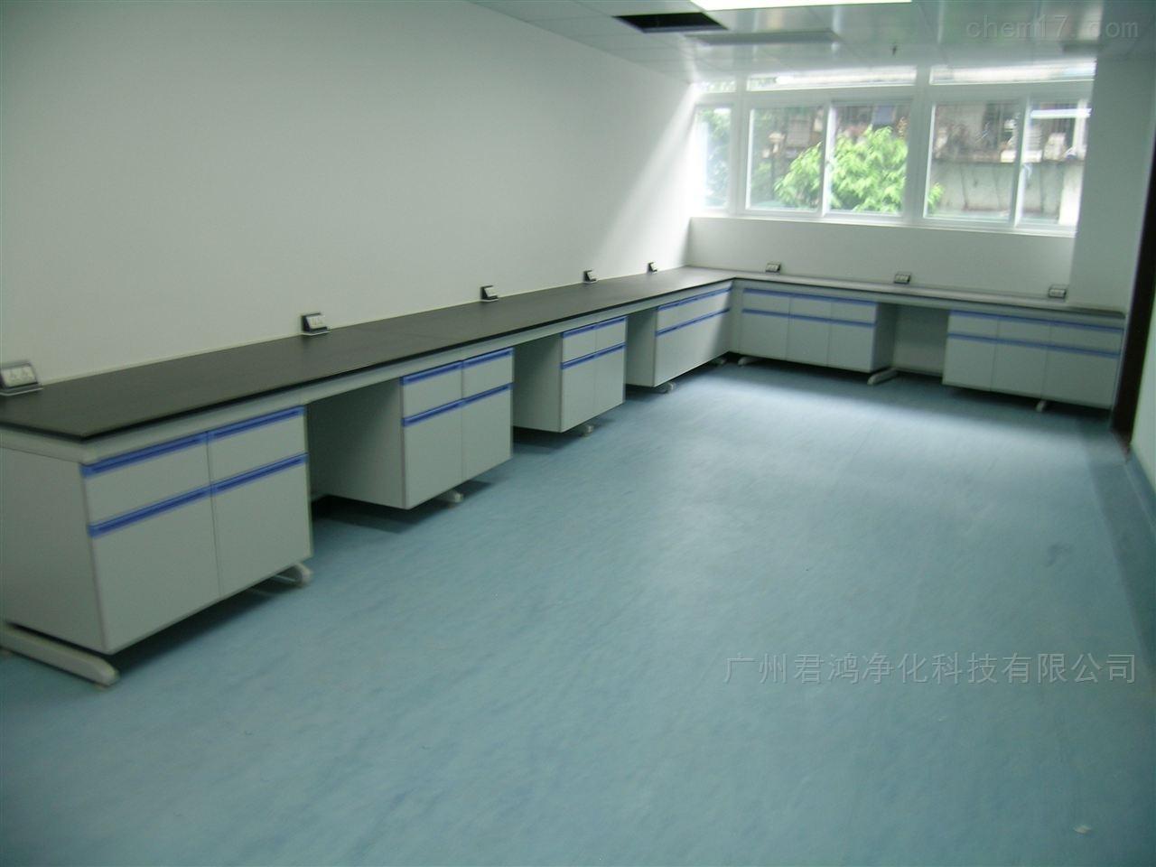 北安铝木转角实验边台实用节省空间