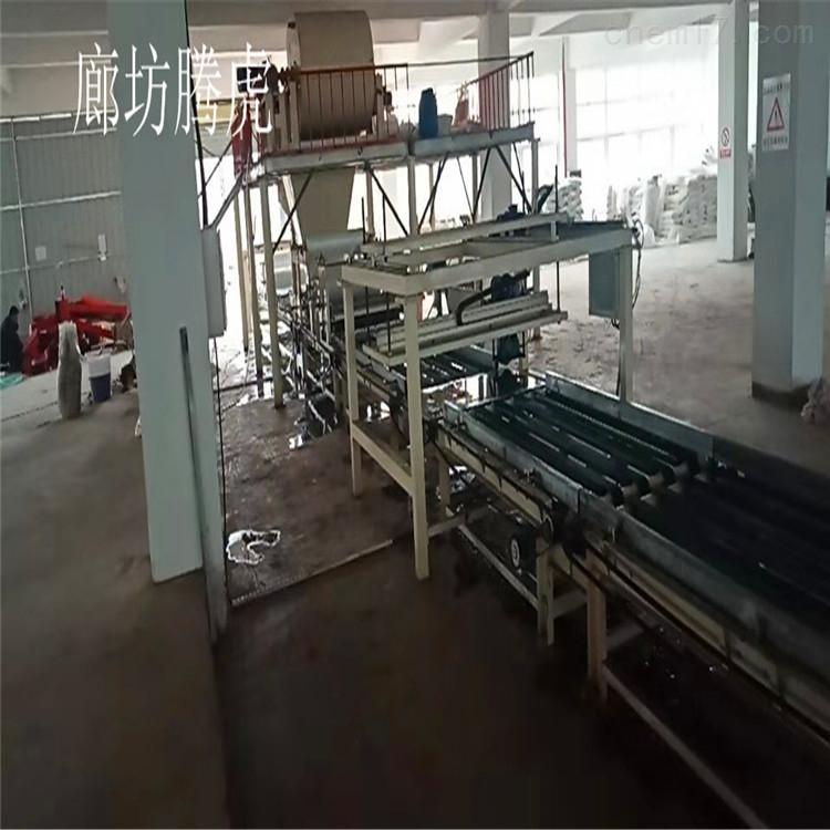 玻镁保温板设备设计新颖结构合理