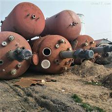 回收5吨二手反应釜