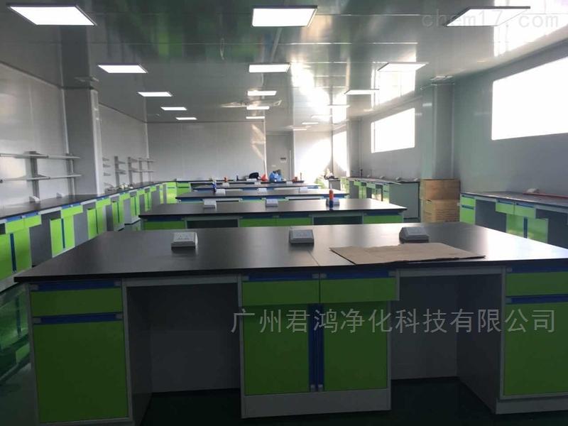 广汉市全钢中央实验台君鸿实验室规划