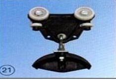 50扁电缆防暴小车使用方法