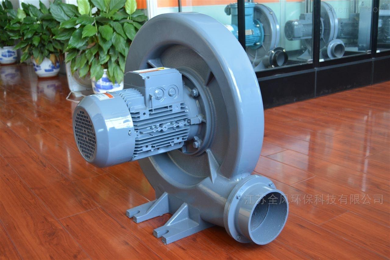 TB100-1低噪音透浦式中压鼓风机