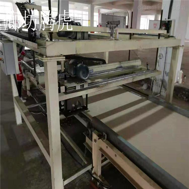专业厂家生产秸秆玻镁板设备操作简单