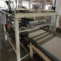 th001专业厂家生产秸秆玻镁板设备操作简单