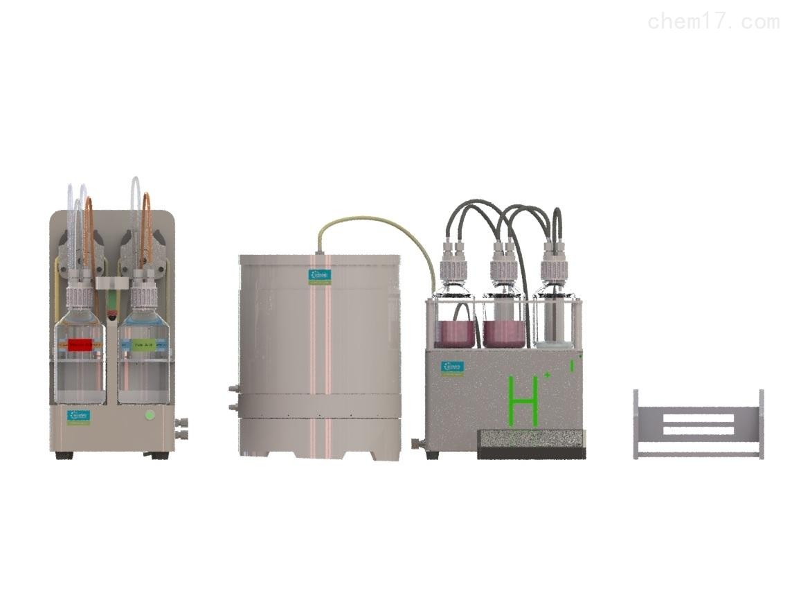 美国Amerlab 酸蒸逆流清洗器AC200M全自动版