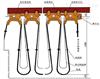 GHC-Ⅱ10 工字钢电缆滑线优惠