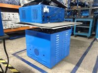 600HZ吸合式电磁振动测试台触摸屏三轴震动实验台