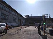 120噸發電廠地磅車輛識別稱重系統安裝廠家