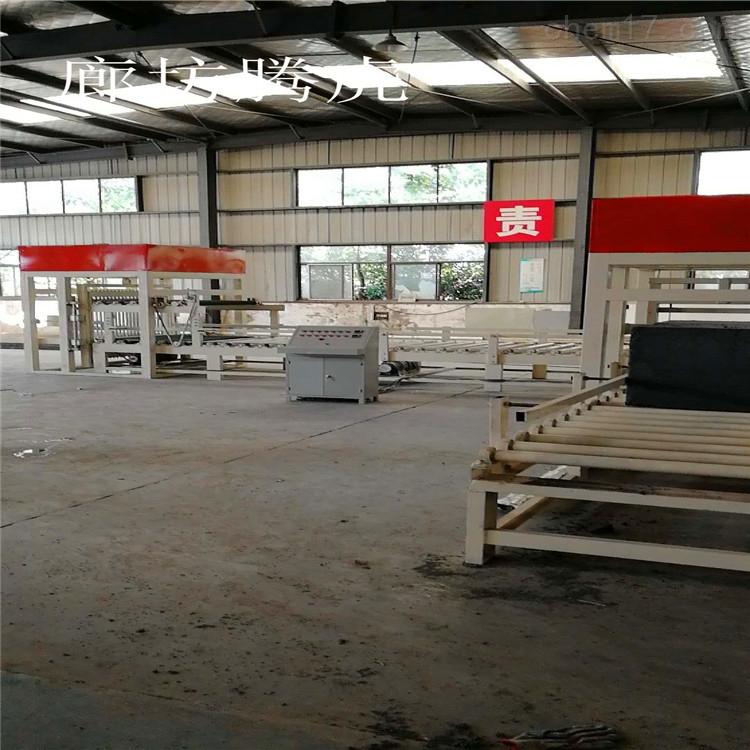 新型模方式匀质板设备专业厂家