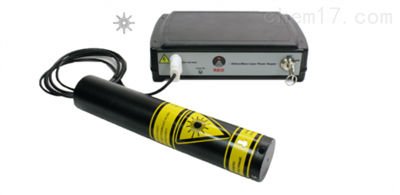 红外波段氦氖激光器
