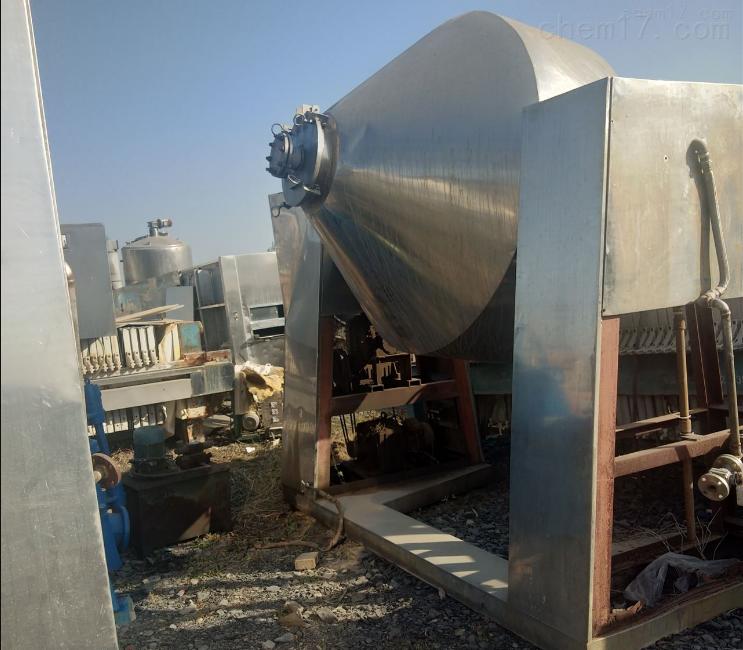 SZG型富祥回收二手双锥回转真空干燥机
