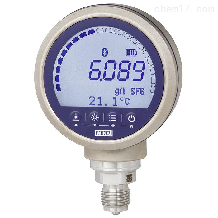 GDI-100-D威卡WIKA气体密度显示器报价