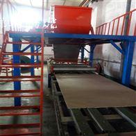 th001创新免拆模板生产线设计合理