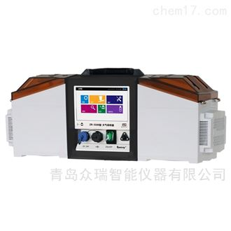 ZR-3500S型(B,C)四路大气采样器   两路加热/恒温;四路恒温