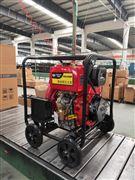 消防可用4寸柴油机水泵