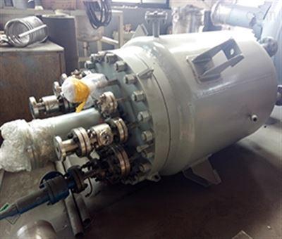 哈氏合金耐腐蚀凝胶萃取生产反应釜