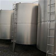 20立方供应二手20立方双层立式不锈钢搅拌罐