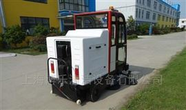 山西乡村道路清扫用驾驶式电动扫地车