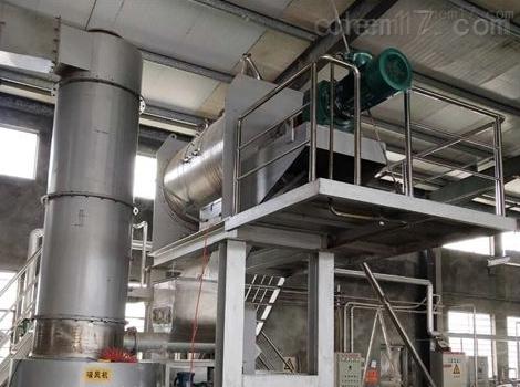 回收二手无机化合物专用旋转闪蒸干燥机