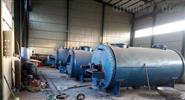 回收常年出售二手ZPG-2000型真空耙式干燥机