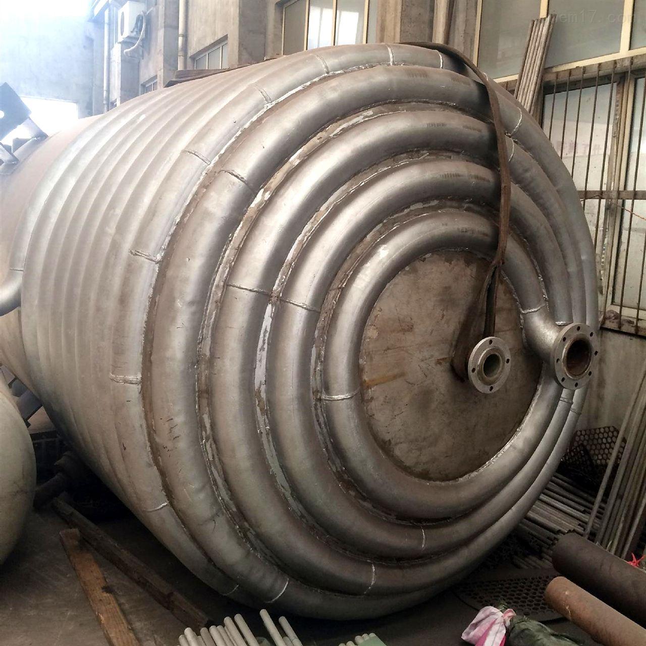 河北出售20000升机械密封不锈钢反应釜定金