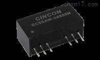 EC5SAW-24S12N直插封装电源模块10W系列EC5SAW-24S05N