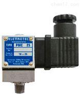 PMC / PPC 系列意大利伊莱科ELETTROTEC隔膜压力开关