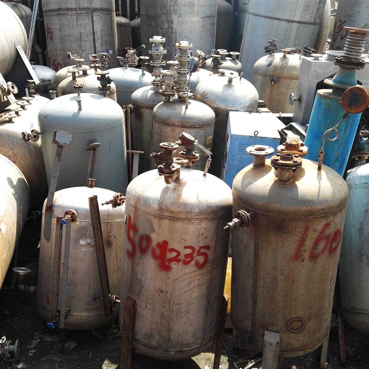 供应1000升304不锈钢封头压力储罐定金
