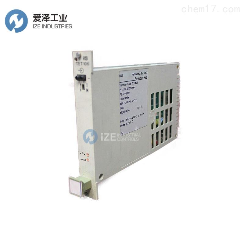 ABB隔离放大模块V11355A-1051000