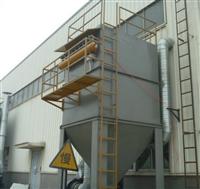 定制烘干粉尘处理设备 滤筒除尘器