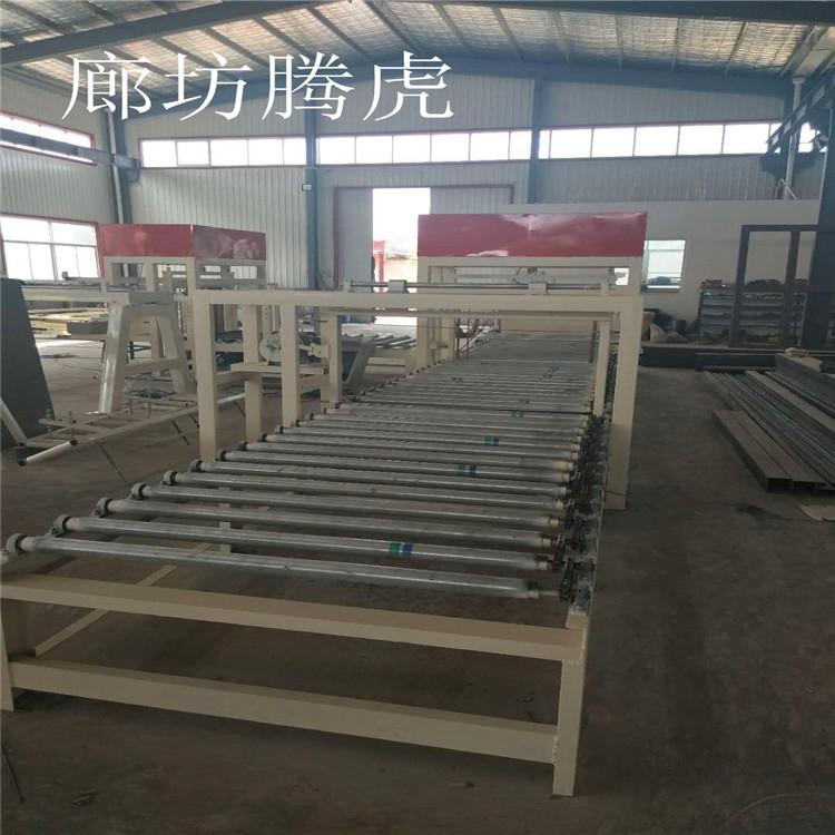 液压式匀质板设备绿色机械生产设备