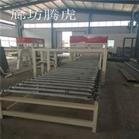 th001液压式匀质板设备绿色机械生产设备