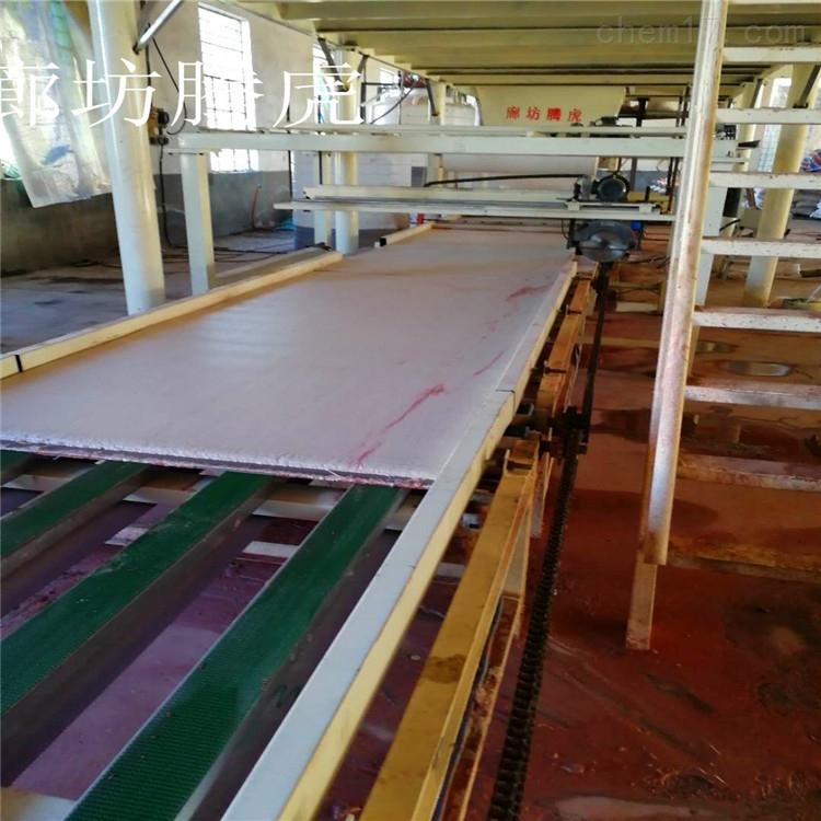 玻镁板生产线智能操作