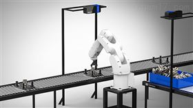 3D視覺零件上料系統