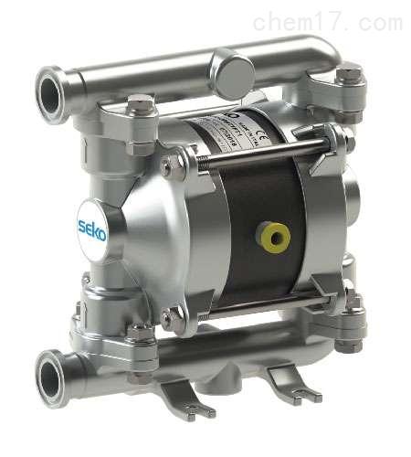 意大利SEKO食品级气动双隔膜泵