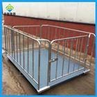 牲畜用的围栏电子秤,安装方便的猪笼秤