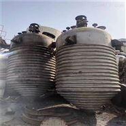 現貨處理二手10立方不銹鋼反應釜