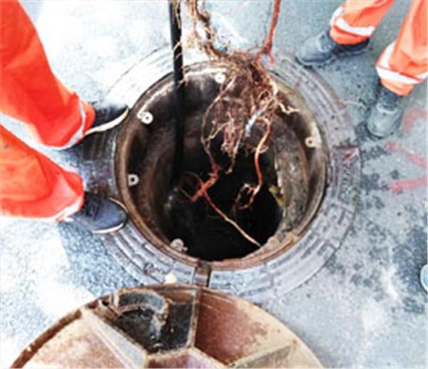 排水管道疏通清淤