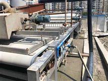 回收闲置二手污泥脱水带式压滤机