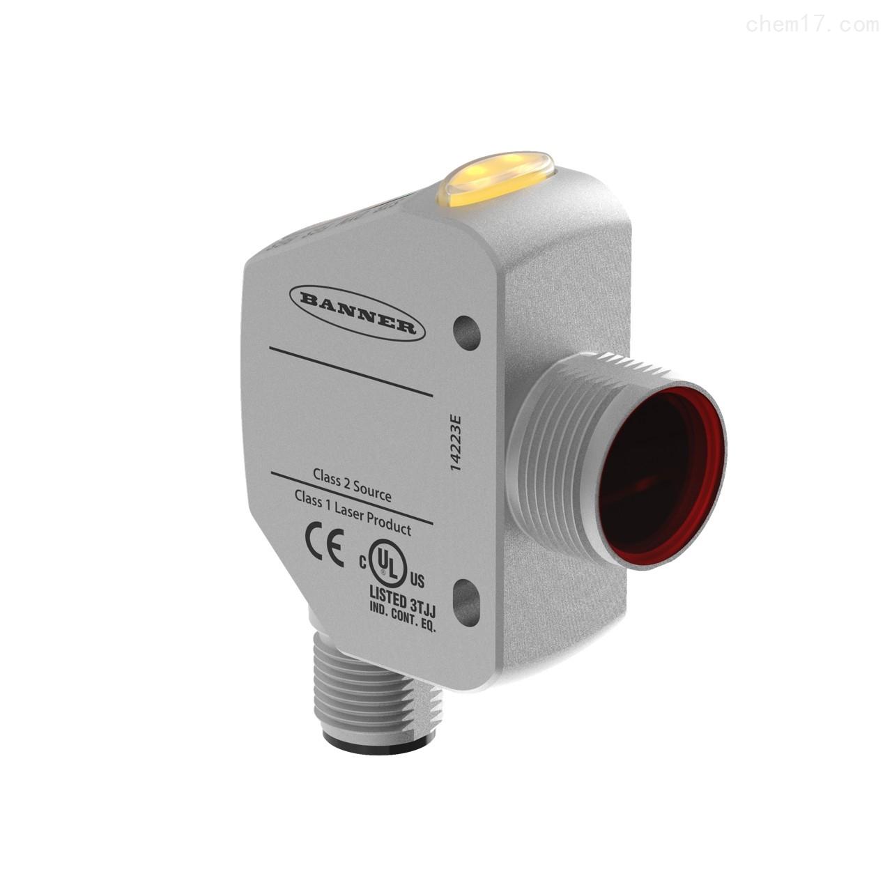 美国BANNER邦纳光电传感器
