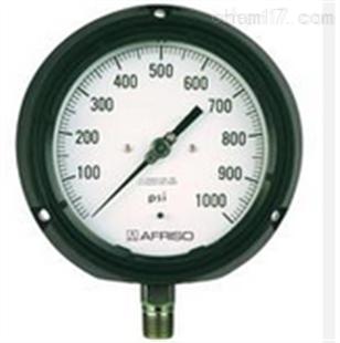 德国菲索AFRISO弹簧管压力表