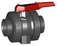 546 Pro PVC-U型瑞士+GF+球阀