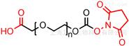 活性酯聚乙二醇羧基,NHS-PEG-COOH