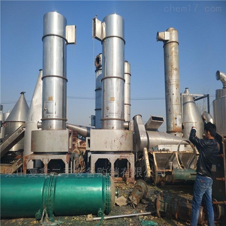 二手闪蒸烘干机厂家多少钱处理二手干燥设备